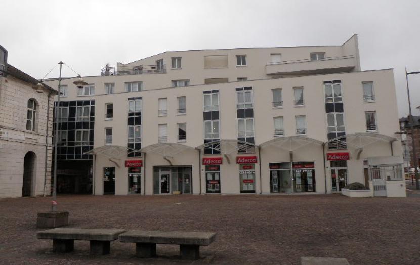 Annonces immobili res opac de l 39 oise for Garage du centre beauvais