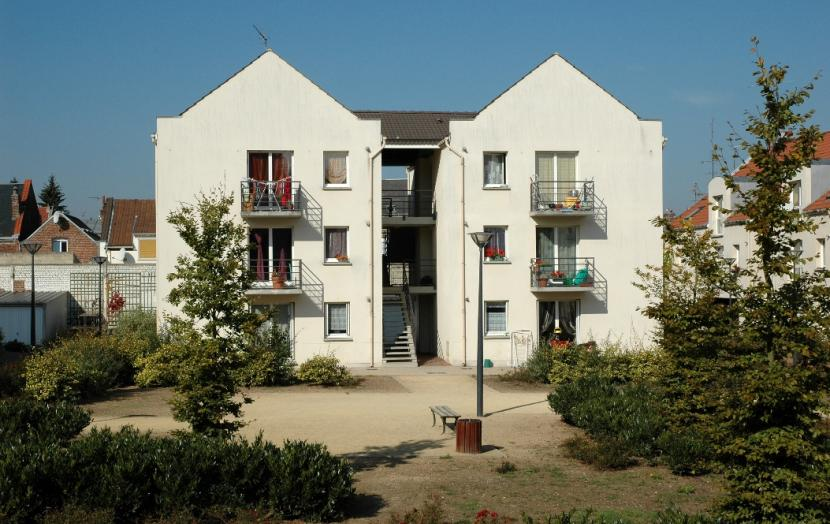 APPARTEMENT TYPE 2 ST QUENTIN