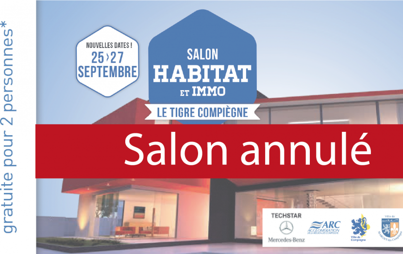 Annulation salon de l'habitat 2020