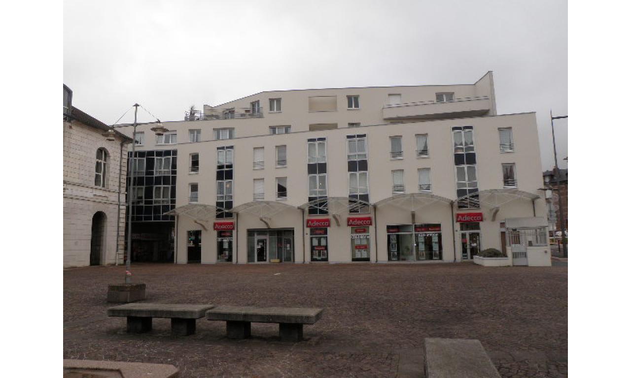 Beauvais id al investisseur centre ville opac de l 39 oise for Garage du centre beauvais